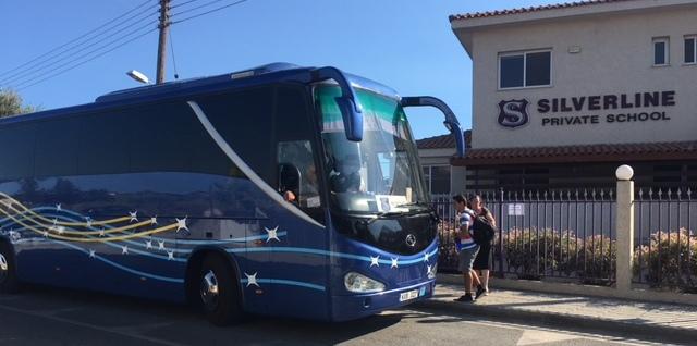 Silverline School Bus Service - Limassol